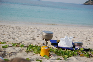 沖縄2010GW_4日目_渡嘉敷のお魚たくさんの海