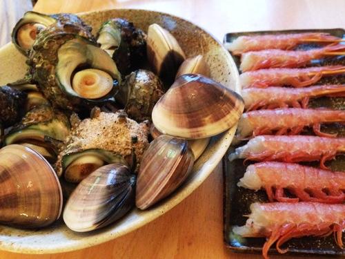 三崎朝市と魚介づくしの食事の日