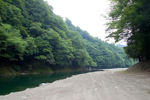 亀見橋バカンス村 キャンプ