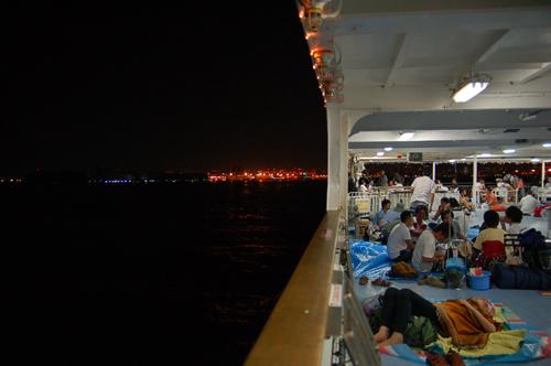 新島2010_その1_行きの船