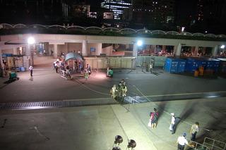 八丈島2010_その1_かめりあ丸で過ごす一夜