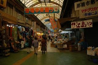 沖縄2010GW_12日目_雨の那覇歩き