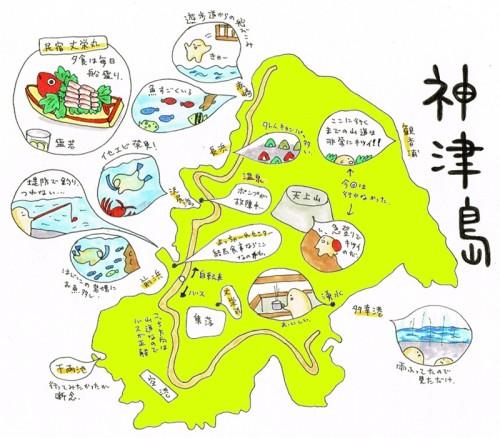 神津島のこと
