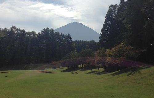 鳴沢林間ゴルフ場_ショートコース