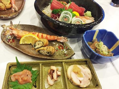 鶴カントリー_食事