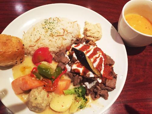 有楽町ランチ_トプカプ(トルコ料理)