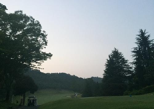 皐月ゴルフ佐野コース_ギネス認定パー7のロングコース