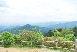 日の出山〜つるつる温泉という定番コース