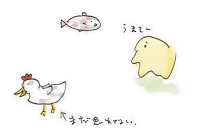 食べ物としての認識