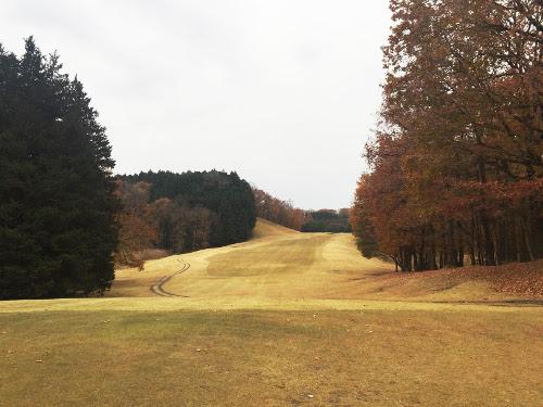 東雲ゴルフクラブ_2日め_じわじわいまいち