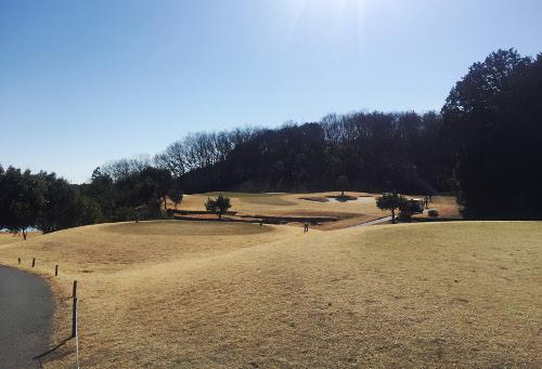 新武蔵丘ゴルフコースでコンペ