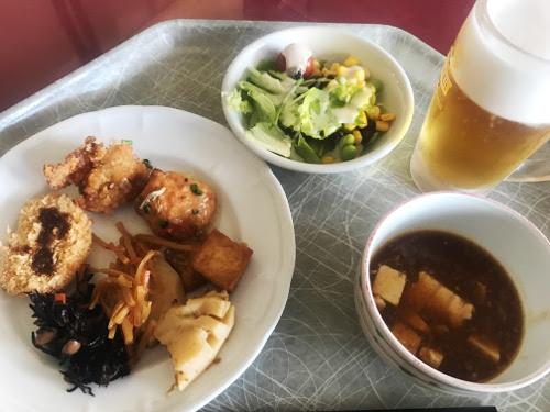 南栃木ゴルフ俱楽部_食べ飲み放題バイキングだけど。