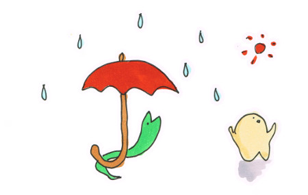 雨女は治る