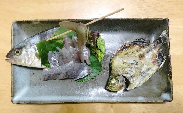 釣魚料理_小魚盛り合わせ