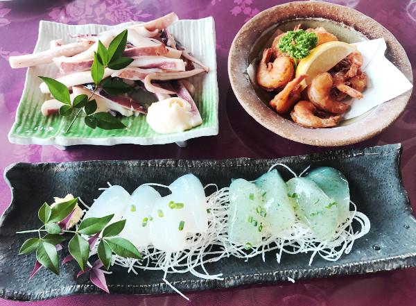 新・西山荘_年末年始の食事
