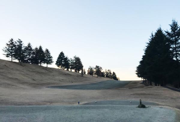 皐月ゴルフ倶楽部 鹿沼コース_バンカーに入りやすい