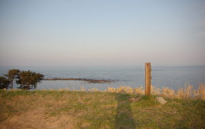 北海道から南下の旅_2日目_2_アルトリ岬キャンプ場で大量の生ジンギスカンを食す