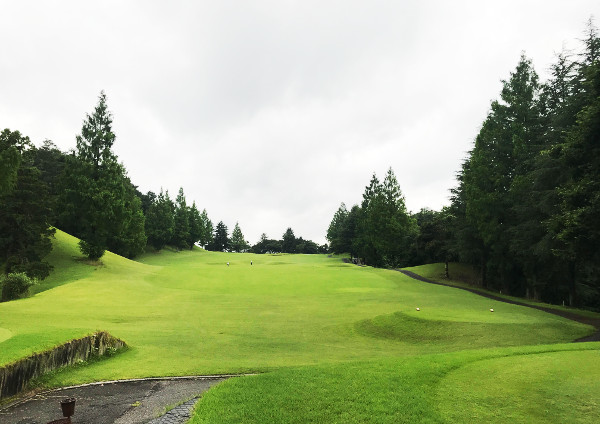 皐月ゴルフ佐野コース_ギネス認定最長ホールに挑む