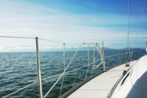 四国漫遊記2018_6日目_1_瀬戸内海クルージングで釣れない釣り