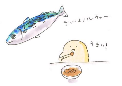 ノルウェーの鯖
