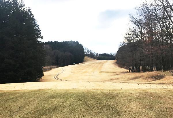 東雲ゴルフ冬の合宿_前日ハーフ