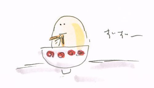 チキンラーメンを食べたいけど