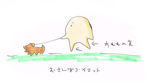 犬ダイエット