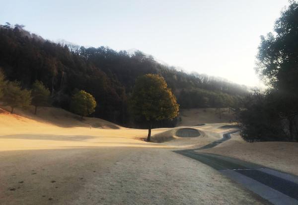 アパリゾート栃木の森ゴルフコースで自己ベスト更新