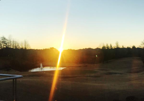 うぐいすの森ゴルフクラブ馬頭_年始の朝食