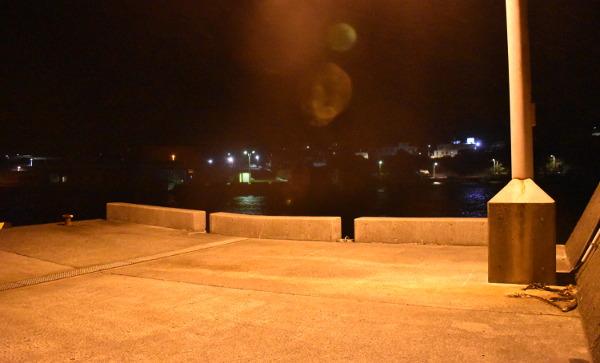 三宅島釣行2020年2月_2日目_風の夜釣りと急遽早朝出航