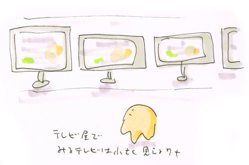 テレビ買った