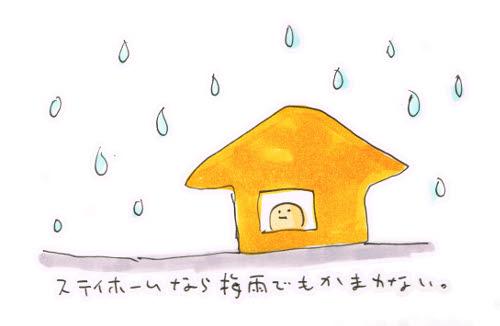 梅雨ストレス