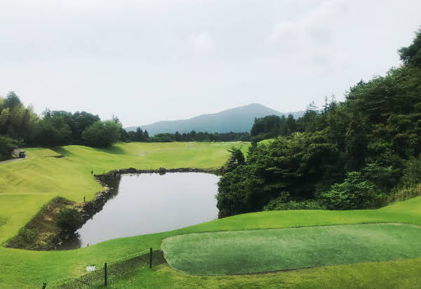 石岡ゴルフ倶楽部ウエストコース_久々に良いゴルフ