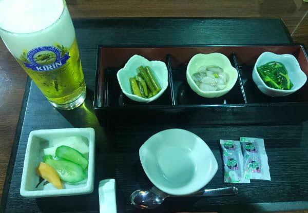 東雲ゴルフクラブ合宿_2_ガンガン飲み放題の夕食