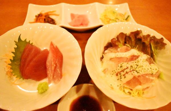 三宅島2020年11月_3_夕食と夜釣りのハタンポ祭り