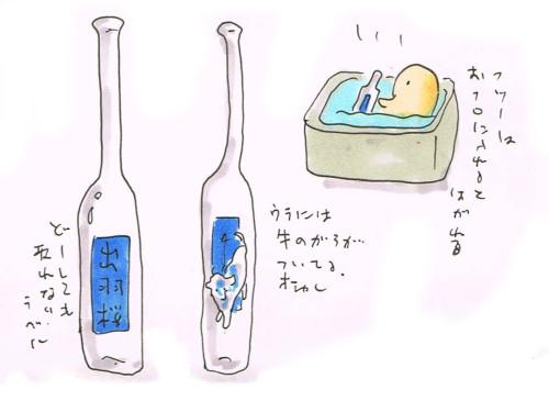 おしゃれ瓶のゆくえ