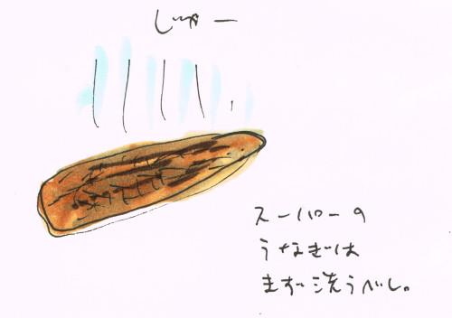 鰻の秘訣?