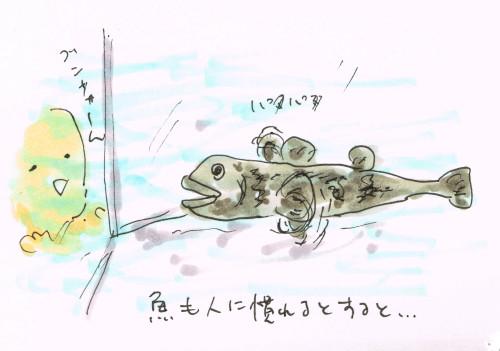 「人の言葉を理解する謎の魚を」観て
